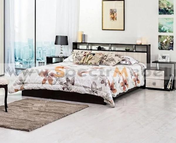 Кровать Саломея 1670x862x2208