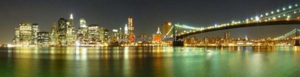 Фартук Бруклинский мост 2800х3х610 мм