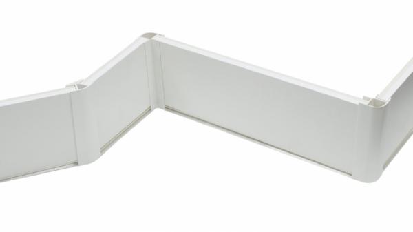 Цоколь кухонный (Белый)