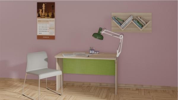 Письменный стол «Киви» (Панареа, Ясень Коимбра)