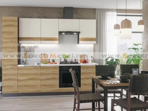 Кухонный гарнитур Terra 2,6 м