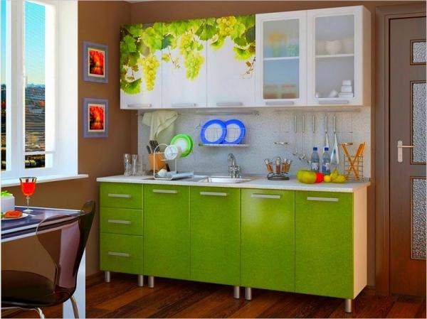 Кухня B0024