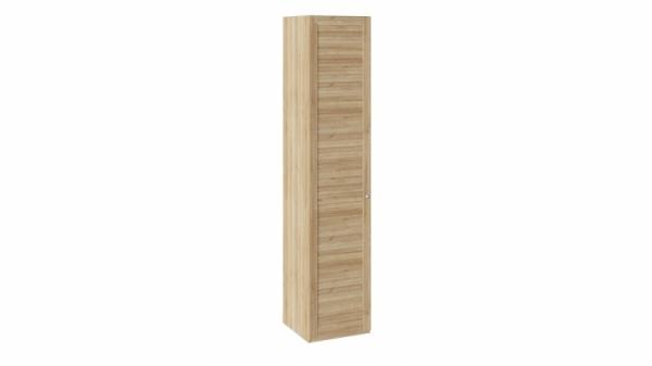 Шкаф для белья с 1-ой дверью левый «Ривьера» (Дуб Ривьера)