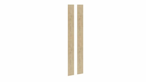 Комплект панелей для шкафа «Николь» (Бунратти)