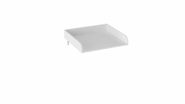 Стол пеленальный «Тедди» (Белый)