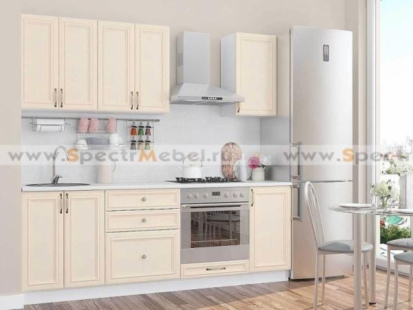Кухня прямая 2,2 м