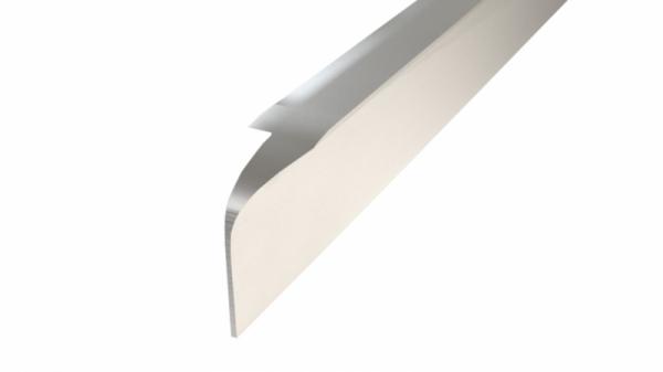 ДО-017 Профиль Угловой алюминиевый для столешниц 28мм