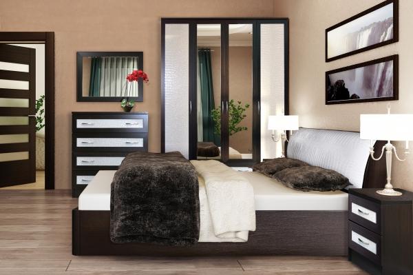 Спальный гарнитур D0085