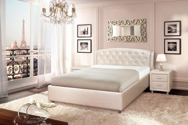 Кровать D0154