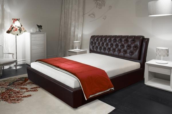 Кровать D0142