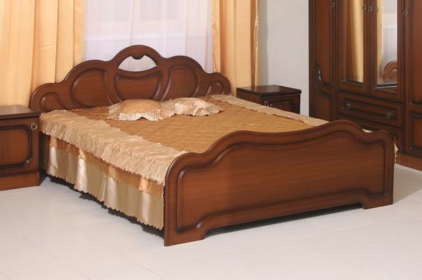 Кровать D0120