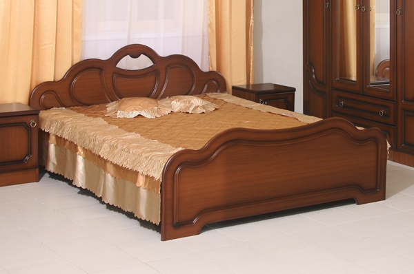 Кровать D0121
