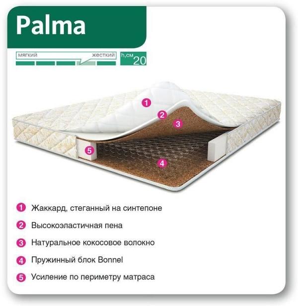 """BALANCE PALMA  (Пальма)"""