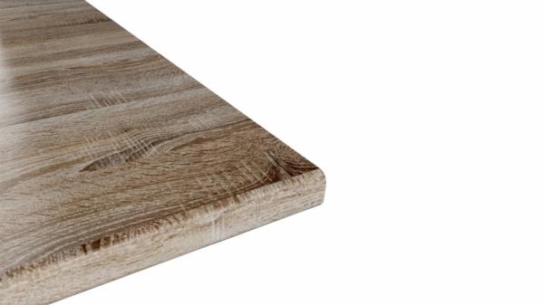 Крышка стола 40х600х3000 (Дуб Сонома трюфель)
