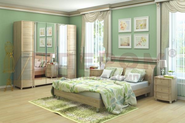 Спальный гарнитур L0102