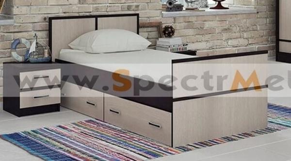 Кровать 90 Сакура