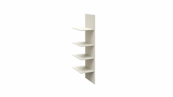 Комплект полок с перегородкой шкафа для одежды «Харрис» (Твист)