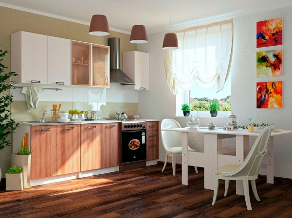 Кухня B0022