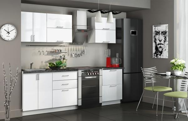 Кухня D0163