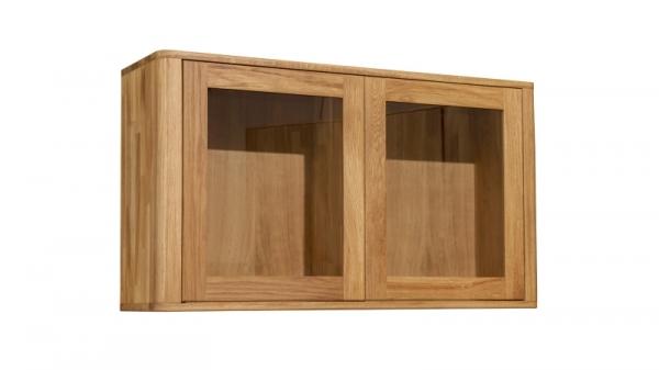 Шкаф навесной из массива дуба LAUSANNE-2
