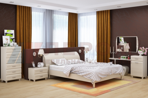 Спальный гарнитур L0133