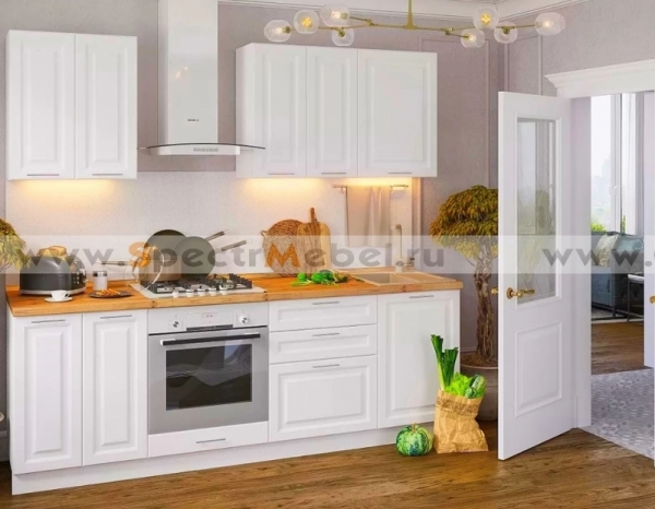 Кухня Nicca 2,4 м