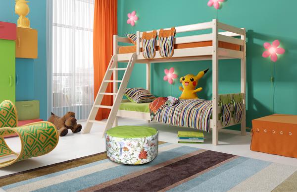Двухъярусная кровать G0073