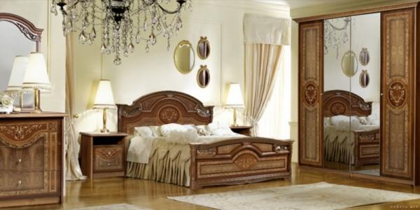 Спальный гарнитур I0008
