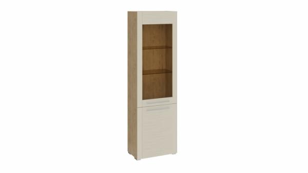 Шкаф для посуды с 2 дверями «Николь» (Бунратти/Фон Бежевый)