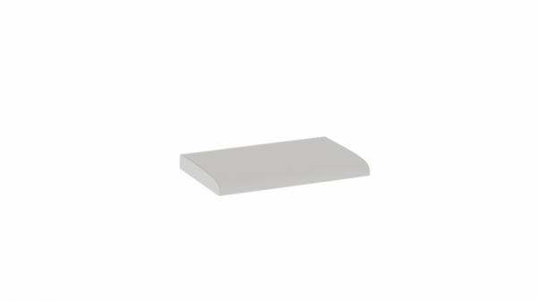 Мягкий элемент «Фьюжн» (Белый)